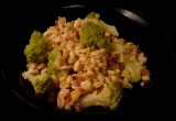 Insalata di cereali e broccoli