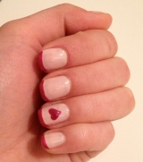 Nails of the Day: Be My Valentine