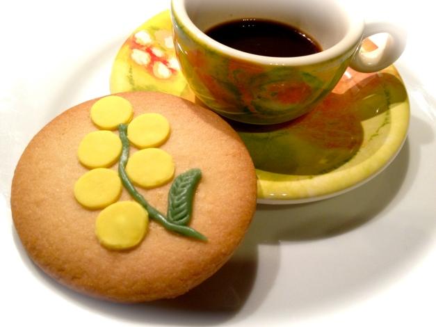 Risultati immagini per caffè e mimose