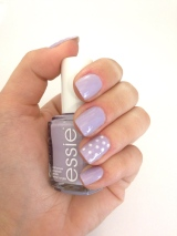 Nails of the Day: Pastel Dots